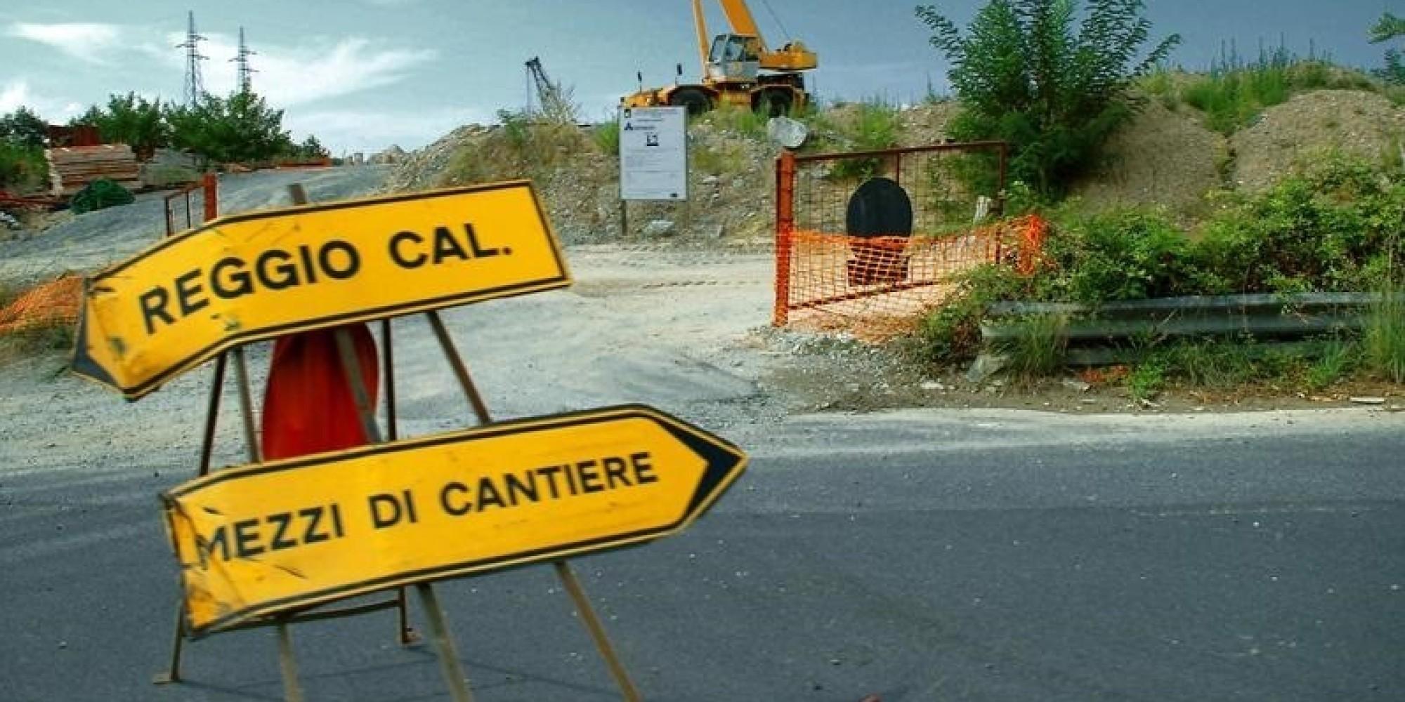 deviazioni e lavori sulla A3, autostrada Salerno - Reggio Calabria